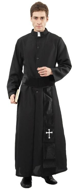 1827 94013-prast-katolsk-maskeraddrakt 9f05cf2f2052f